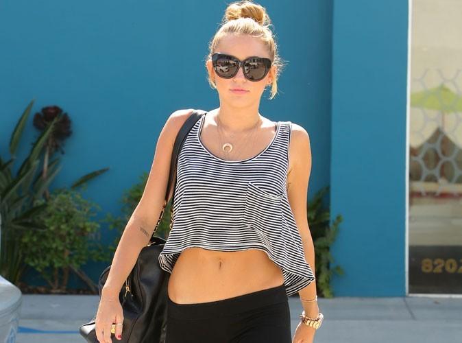 Look : Miley Cyrus : suivez les mêmes cours de Pilates qu'elle pour seulement 12 euros !