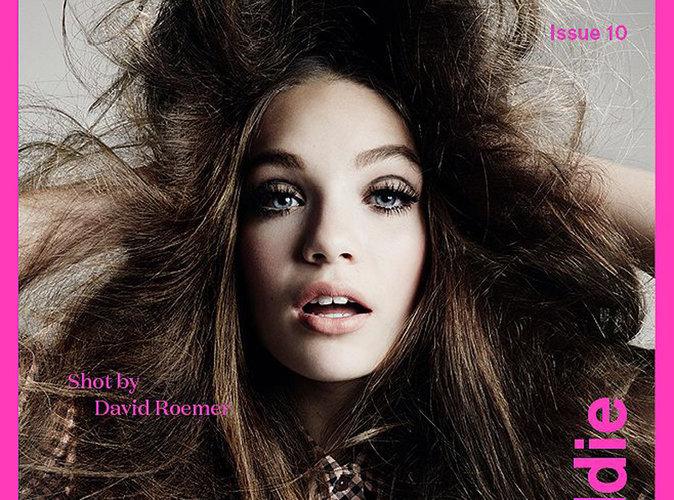 Maddie Ziegler : une beauté envoûtante en une de Hunger Magazine !