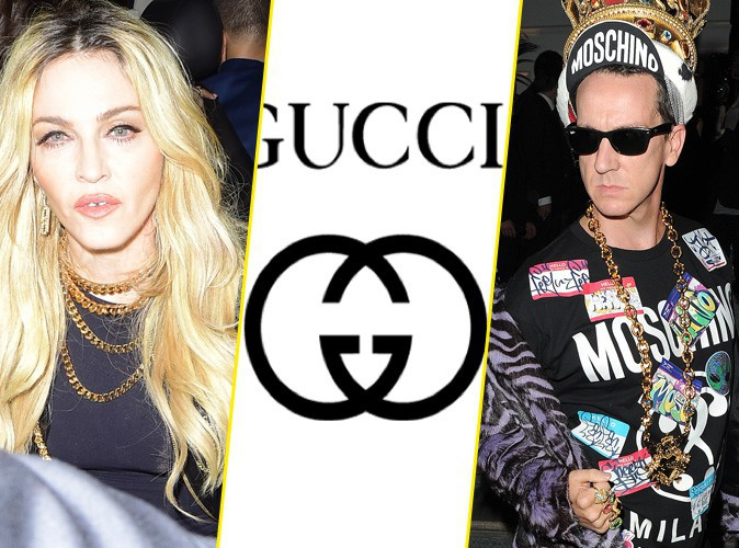 Madonna : Jeremy Scott habillera la star pour le Rebel Heart tour... et Gucci aussi !