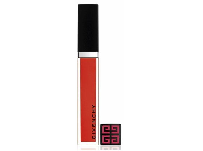 Maquillage : des lèvres oranges avec le gloss Givenchy !