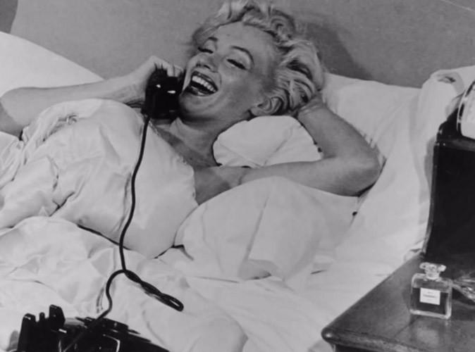 Marilyn Monroe : nouvelle égérie du parfum Chanel N°5 ?