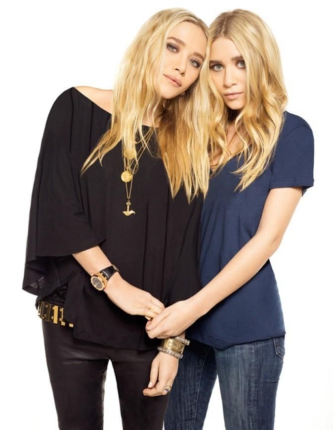 Les deux soeurs Olsen : deux bêtes de mode !