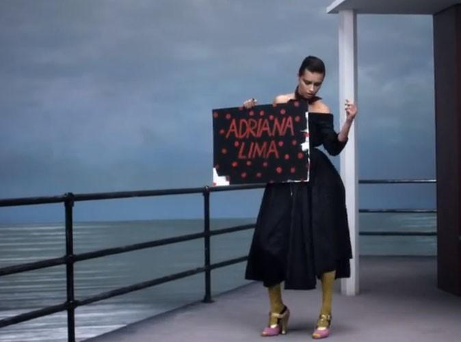 Mode: Adriana Lima, Georgia May Jagger… : elles se déhanchent toutes pour Miu Miu !
