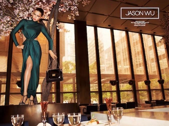 Mode : Adriana Lima : Jason Wu refait appel à la bombe brésilienne pour sa campagne automne/hiver !