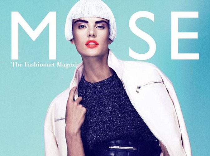 Mode : Alessandra Ambrosio métamorphosée !
