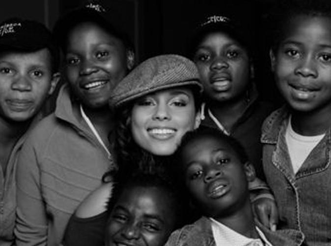Alicia Keys et Kiehl's s'allient pour la bonne cause !