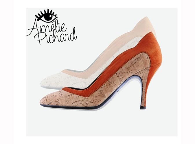 Mode : Amélie Pichard ré-invente le liège !