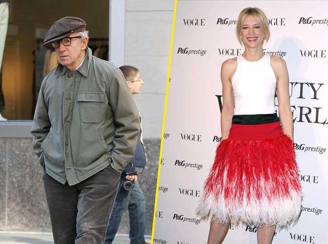Mode: Cate Blanchett s'est occupée de la garde-robe de son personnage dans Blue Jasmine !