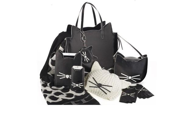 La collection Choupette par Karl Lagerfeld