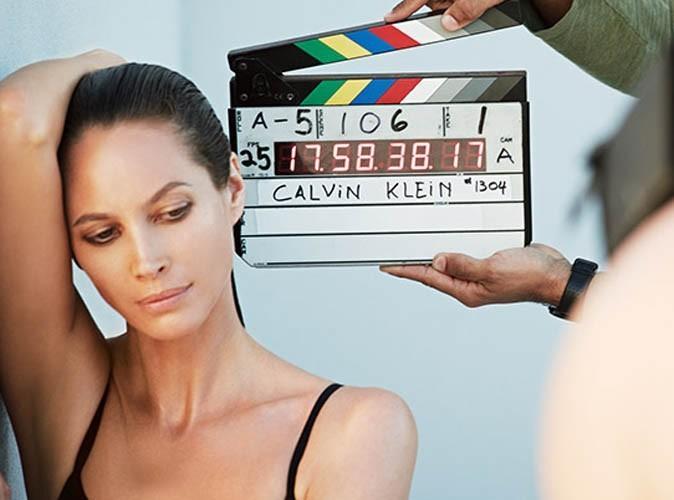 Mode : Christy Turlington : sa love story avec Calvin Klein n'est pas tout à fait fini…