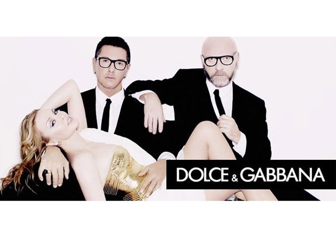 Mode : créez un tee-shirt pour Kylie Minogue avec Dolce & Gabbana !