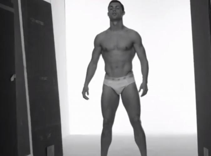 Mode : Cristiano Ronaldo : ultra-hot pour présenter ses sous-vêtements !