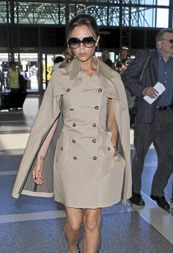 Dans le dressing de Victoria Beckham