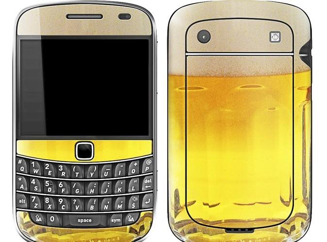 Pour BlackBerry : Skin Beer Mug, boutique Stickitskins sur etsy.com 7,14 €