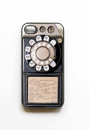 Pour iPhone : Coque téléphone rétro, boutique Onyourcasestore sur etsy.com 13,20 €