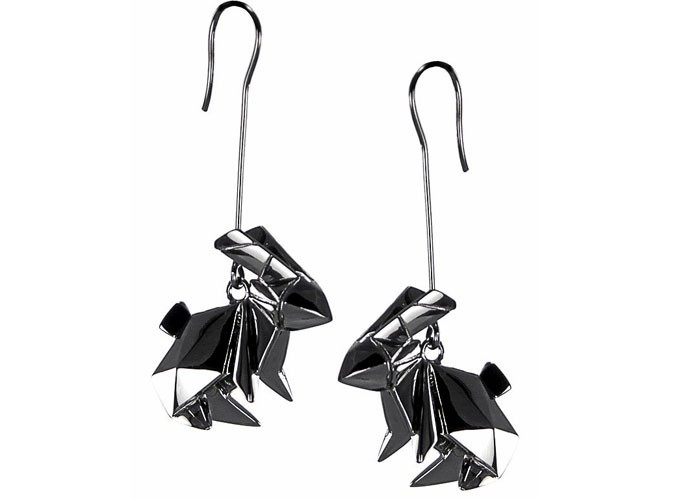 Mode : des bijoux origami pour Pâques !