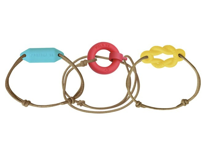 Mode : des bracelets à messages Acquadila pour le printemps !