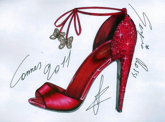 Mode : Des sandales Sergio Rossi en édition limitée pour Cannes 2011 !