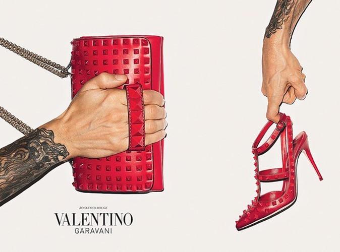 Mode : Devinez quel grand photographe se cache derrière cette campagne pour Valentino !