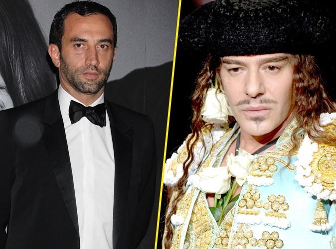 Mode : Dior aurait trouvé un remplaçant à John Galliano !