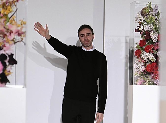 Mode : Dior : Raf Simons bientôt au cinéma !