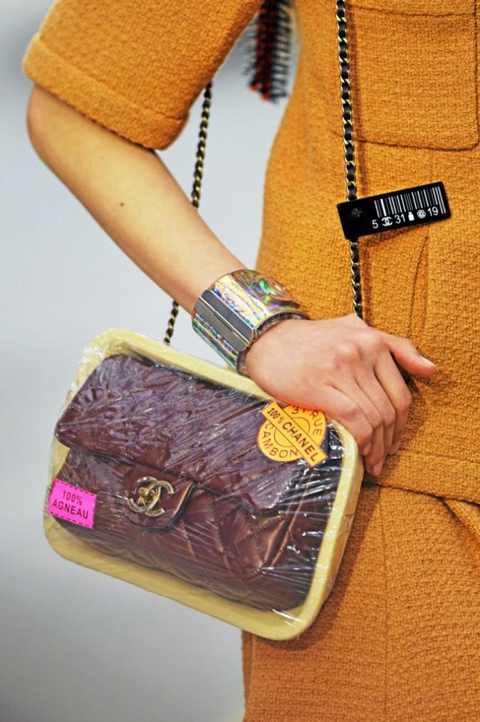 """Le sac Chanel """"emballez c'est pesé !"""""""