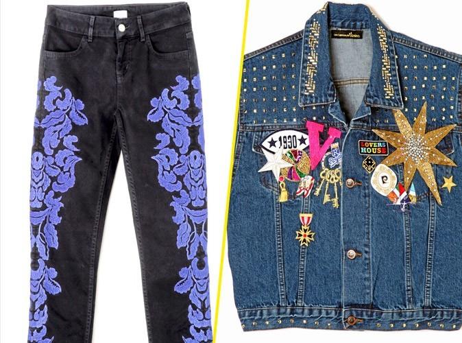Mode : focus sur le jean custom !