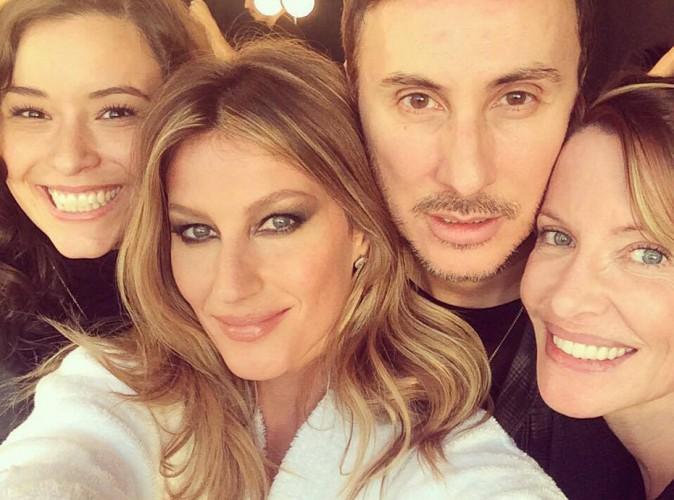 Mode : Gisele Bündchen : reine du selfie pour Vivara !