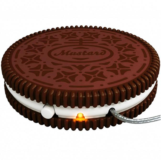 Chauffe-tasse Hot Cookie, place-a.com 12,50€