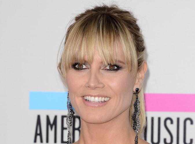 Mode : Heidi Klum : Un secret de beauté révélé !
