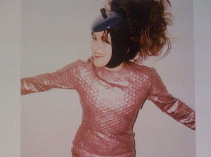 Mode : Helena Bonham Carter est la nouvelle égérie décalée de Marc Jacobs !