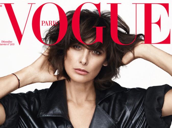 Mode : Inès de le Fressange : elle dévoile ses secrets pour le prochain numéro de Vogue Paris !