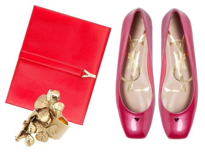 Mode : Je veux des accessoires YSL pour la Saint-Valentin !
