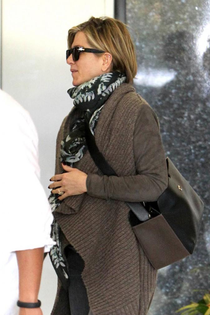 Jennifer Aniston et son nouveau carré