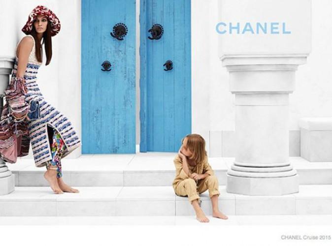Mode : Joan Smalls et Hudson Kroenig : duo de choc et de charme pour Chanel !
