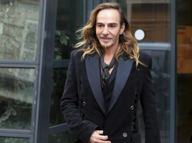 Mode : John Galliano prêt à faire son come-back fashion !