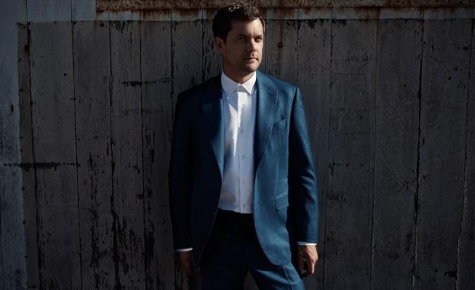 Joshua Jackson, boyfriend de Diane Krüger, est le nouvel ambassadeur Mr Porter
