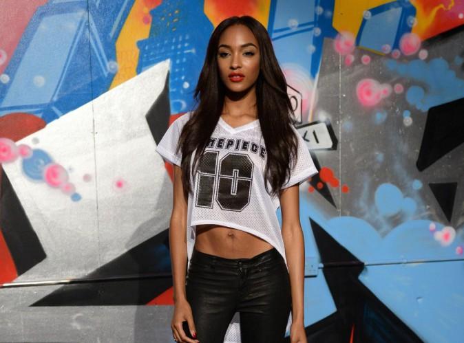Mode : Jourdan Dunn : de mannequin...elle passe au statut de simple vendeuse !