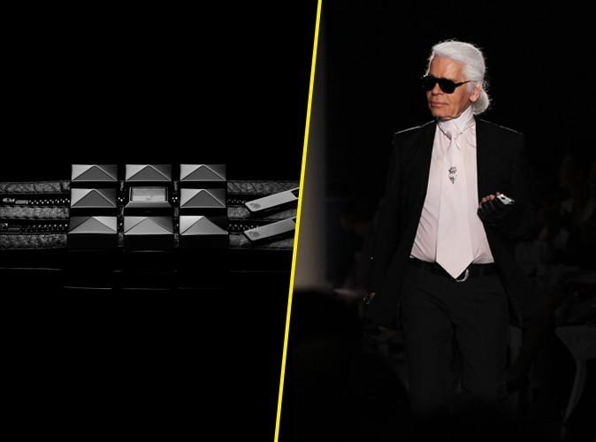 Mode : Karl Lagerfeld lance une ligne de montres !