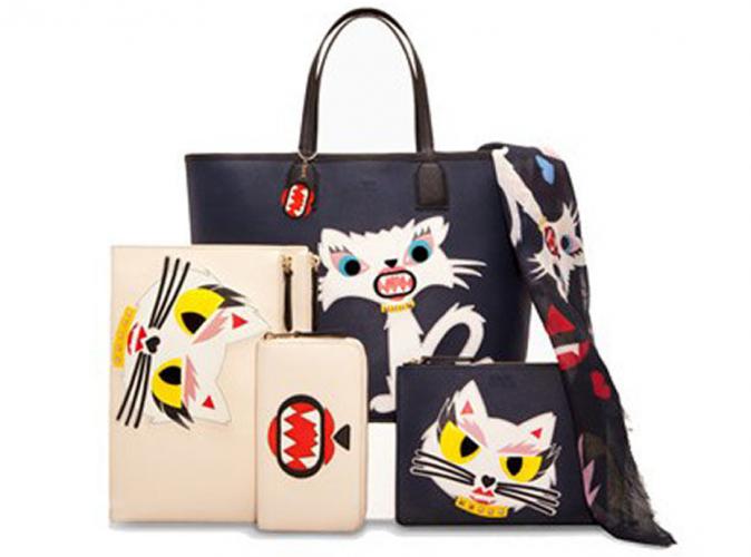 Mode : Karl Lagerfeld : une ligne de vêtements à l'effigie de sa chatte Choupette !