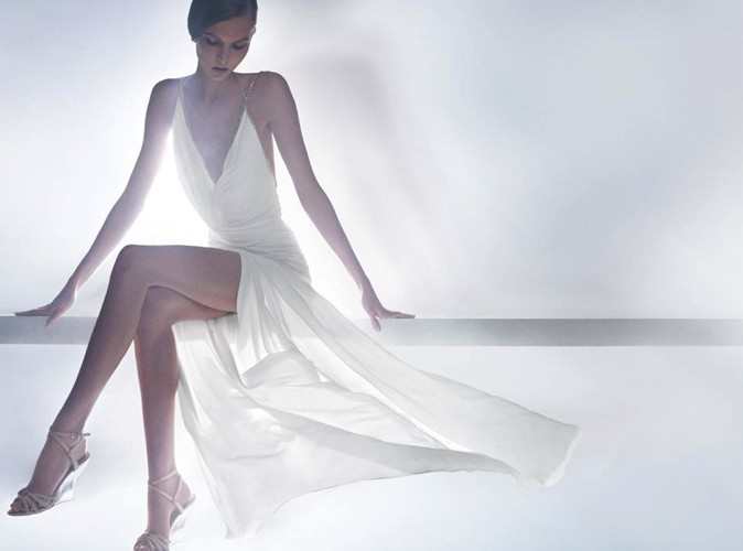 Karlie Koss pour DKNY