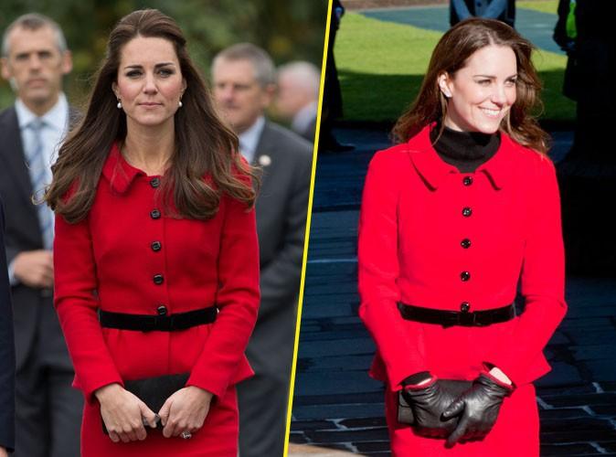 Mode : Kate Middleton, elle recycle même ses vêtements au fil des saisons ! Regardez !