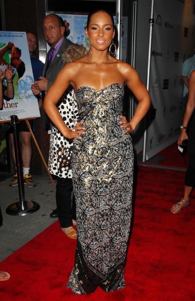 Alicia Keys, sublime !