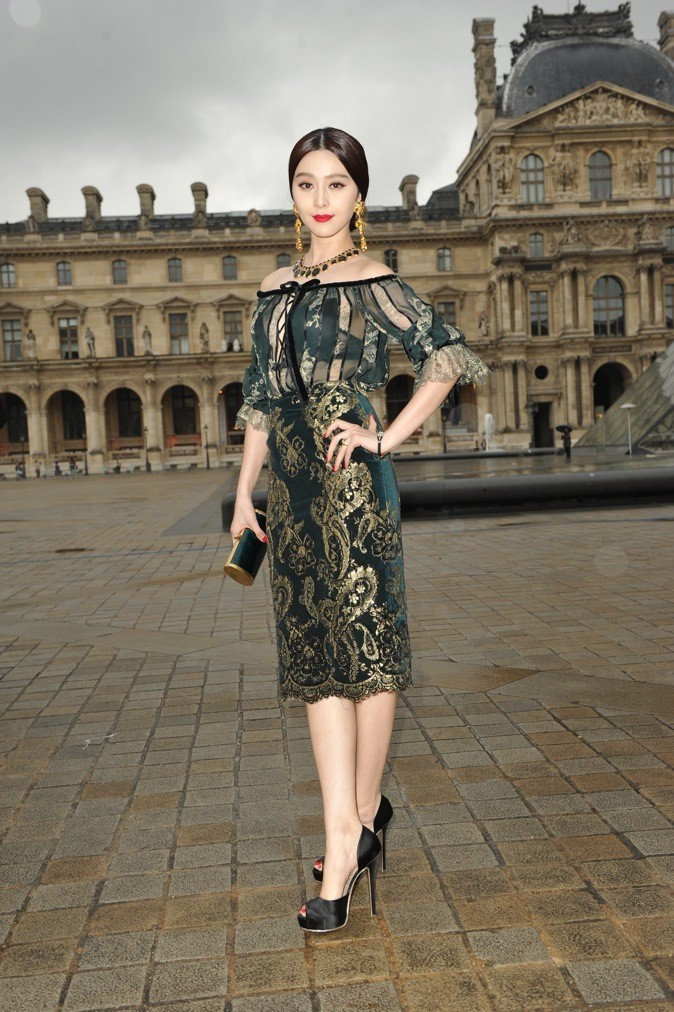 Fan Binbing, l'actrice chinoise qui monte !