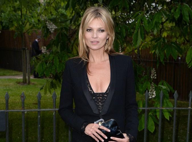 Mode : Kate Moss : les amateurs d'art vont pouvoir s'offrir sa plastique !