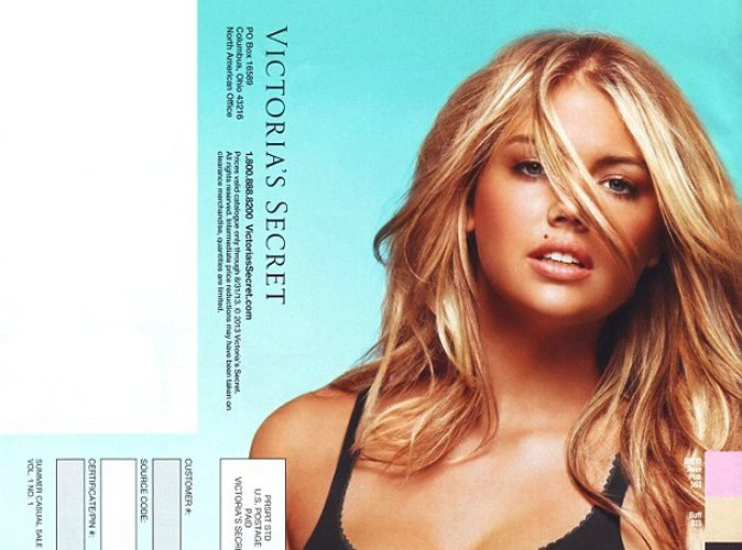 Mode : Kate Upton exploitée par Victoria's Secret sans son accord !