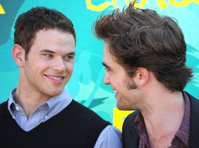 Mode : Kellan Lutz et Robert Pattinson s'apprêtent à lancer leur marque !