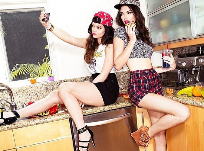 Mode : Kendall et Kylie Jenner collaborent avec Steve Madden !