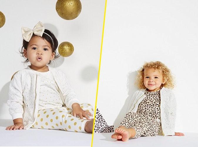 Mode : Kim, Khloe et Kourtney Kardashian : du nouveau à propos de leur ligne de vêtements pour enfants !
