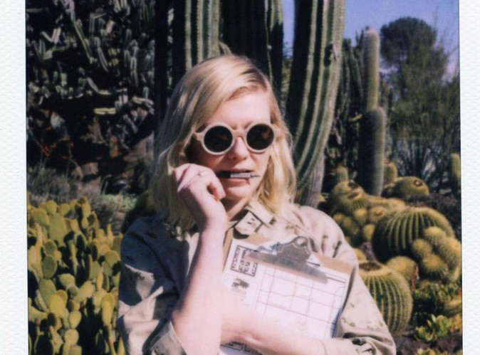 Mode : Kirsten Dunst, nouvelle égérie de la marque Band of Outsiders !